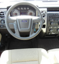ford f 150 2010 gold pickup truck 4x4 xlt supercab gasoline 8 cylinders 4 wheel drive automatic with overdrive 55321