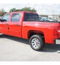 chevrolet silverado 1500 2012 red ls flex fuel 8 cylinders 2 wheel drive 4 spd auto,elec cntlled l 77090