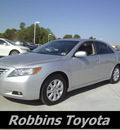 toyota camry 2009 silver sedan xle v6 gasoline 6 cylinders front wheel drive automatic 75503