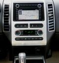 ford edge 2008 black suv ltd awd navi gasoline 6 cylinders all whee drive automatic 56001