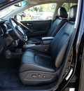 nissan murano 2009 black suv le gasoline 6 cylinders all whee drive automatic with overdrive 98371