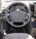 kia sedona 2010 black van gasoline 6 cylinders front wheel drive automatic 76018