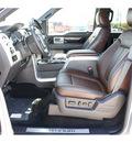 ford f 150 2011 silver platinum flex fuel 8 cylinders 2 wheel drive automatic 77388