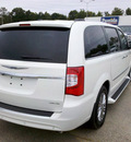 chrysler town country 2011 white van flex fuel 6 cylinders front wheel drive 6 speed automatic 62863