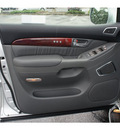 lexus gx 470 2008 silver suv navigation mark levinson gasoline 8 cylinders 4 wheel drive automatic 07755
