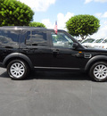 land rover lr3 2008 black suv se gasoline 8 cylinders 4 wheel drive automatic 33177