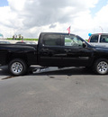 chevrolet silverado 1500 2010 black lt flex fuel 8 cylinders 2 wheel drive automatic 33177