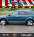 dodge journey 2009 green suv r t gasoline 6 cylinders all whee drive 6 speed automatic 44024