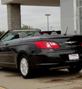 chrysler sebring 2008 black touring flex fuel 6 cylinders front wheel drive automatic 62034