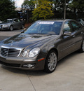 mercedes benz e class 2008 gray sedan e350 4matic gasoline 6 cylinders all whee drive automatic 27616