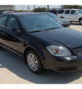 chevrolet cobalt 2010 black sedan lt gasoline 4 cylinders front wheel drive automatic 77090