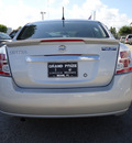 nissan sentra 2011 silver sedan 2 0 gasoline 4 cylinders front wheel drive automatic 33177