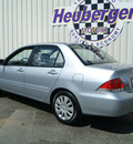 mitsubishi lancer 2006 cool silver sedan es gasoline 4 cylinders front wheel drive automatic 80905