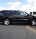 chevrolet suburban 2008 black suv lt 1500 flex fuel 8 cylinders 2 wheel drive automatic 33177