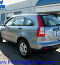 honda cr v 2009 glacier blue suv lx gasoline 4 cylinders all whee drive automatic 80910