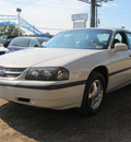 chevrolet impala 2004 silver sedan gasoline 6 cylinders front wheel drive automatic 77379