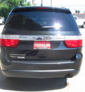 dodge durango 2012 black suv sxt gasoline 6 cylinders all whee drive automatic 80301