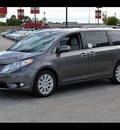 toyota sienna 2011 van gasoline 6 cylinders front wheel drive 6 speed automatic 46219