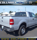 ford f 150 2006 gray xlt flex fuel 8 cylinders 4 wheel drive automatic 98632