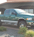 dodge ram 2500 2003 green diesel 6 cylinders 4 wheel drive automatic 99352