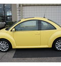 volkswagen new beetle 2008 yellow hatchback gasoline 5 cylinders front wheel drive automatic 47130
