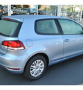 volkswagen golf 2012 blue hatchback pzev gasoline 5 cylinders front wheel drive 5 speed manual 98226