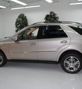 mercedes benz m class 2009 iridium silver suv ml350 4matic gasoline 6 cylinders all whee drive automatic 91731