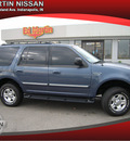 ford expedition 1999 blue suv gasoline 8 cylinders 4 wheel drive automatic 46219