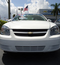 chevrolet cobalt 2009 white sedan lt gasoline 4 cylinders front wheel drive automatic 33177