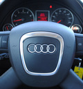 audi a4 2007 silver sedan 2 0t gasoline 4 cylinders front wheel drive automatic 75228