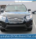 hyundai santa fe 2012 twilight black suv gls awd gasoline 4 cylinders all whee drive automatic 28805