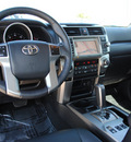 toyota 4runner 2010 silver suv limited w navigation gasoline 6 cylinders 2 wheel drive automatic 75228