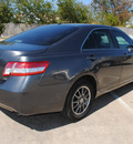 toyota camry 2010 dk  gray sedan le 4 cylinders front wheel drive automatic 75228