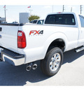 ford f 350 super duty 2012 oxford white lariat biodiesel 8 cylinders 4 wheel drive shiftable automatic 77388