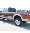 ford f 350 super duty 2012 golden bronze metal lariat biodiesel 8 cylinders 4 wheel drive shiftable automatic 77388