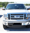 ford f 150 2011 silver lariat gasoline 6 cylinders 4 wheel drive automatic 77388