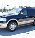 ford expedition 2011 ebony black suv xlt flex fuel 8 cylinders 2 wheel drive automatic 77388