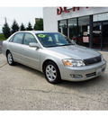 toyota avalon 2000 silver sedan xls gasoline 6 cylinders front wheel drive 4 speed automatic 07724