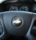 chevrolet silverado 1500 2009 silver pickup truck gasoline 8 cylinders 2 wheel drive automatic 27215