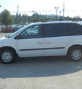 dodge caravan 2002 white van sport flex fuel 6 cylinders front wheel drive automatic 99212