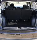 mitsubishi outlander 2009 black suv es gasoline 4 cylinders front wheel drive automatic 76018