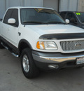 ford f 150 2003 white xlt gasoline 8 cylinders sohc 4 wheel drive automatic with overdrive 99212