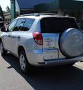 toyota rav4 2007 silver suv gasoline 4 cylinders front wheel drive automatic 27511