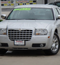 chrysler 300 2010 silver sedan touring gasoline 6 cylinders rear wheel drive automatic 62034