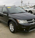 chrysler journey 2012 black flex fuel 6 cylinders front wheel drive 6 speed automatic 62863