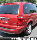 chrysler town and country 2006 red van touring gasoline 6 cylinders front wheel drive 4 speed automatic 33912