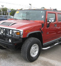 hummer h2 2004 orange suv gasoline 8 cylinders 4 wheel drive automatic 62863