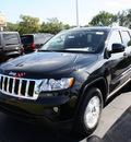 jeep grand cherokee 2012 black suv laredo e gasoline 6 cylinders 4 wheel drive automatic 07730