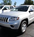 jeep grand cherokee 2012 silver suv laredo e gasoline 6 cylinders 4 wheel drive automatic 07730