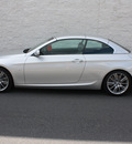 bmw 3 series 2010 silver 335i gasoline 6 cylinders rear wheel drive automatic 27616